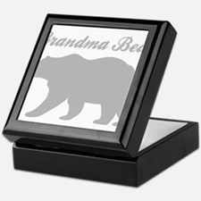 Grandma Bear Keepsake Box