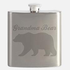 Grandma Bear Flask