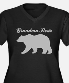Grandma Bear Plus Size T-Shirt