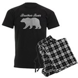 Brother bear Men's Dark Pajamas