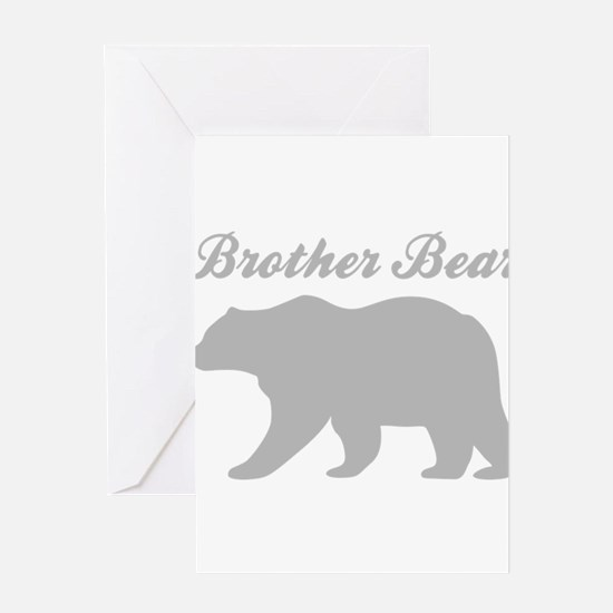 Brother Bear Greeting Cards