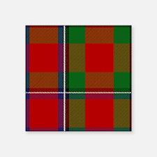 Sinclair Scottish Tartan Sticker