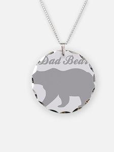 Dad Bear Necklace
