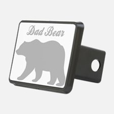 Dad Bear Hitch Cover