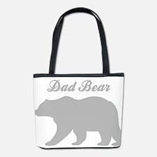 Dad Bear Bucket Bag