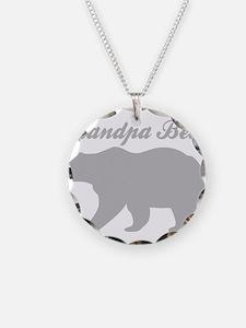 Grandpa Bear Necklace