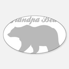 Grandpa Bear Decal