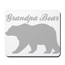 Grandpa Bear Mousepad