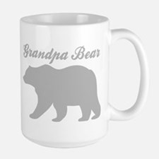 Grandpa Bear Mugs