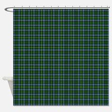 Smith Scottish Tartan Shower Curtain