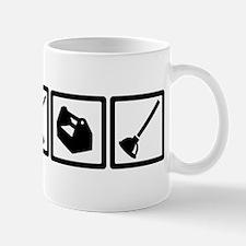 Janitor tools Mug