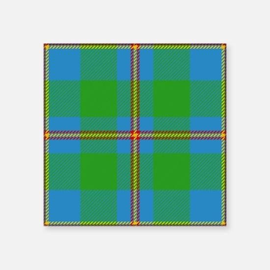 Snodgrass Scottish Tartan Sticker