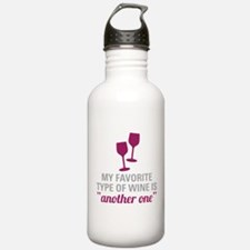 Favorite Wine Water Bottle