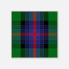 Sutherland Scottish Tartan Sticker