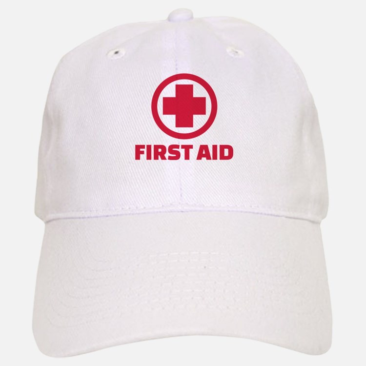 First aid Baseball Baseball Cap