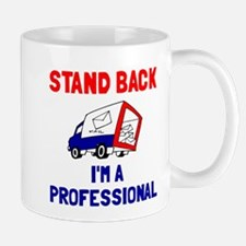 Stand Back Mail Carrier Mug