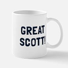 Great Scott Mug