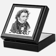 Schubert Keepsake Box