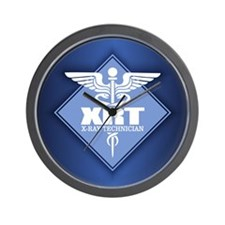 XRT (b)(diamond) Wall Clock