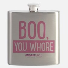 Mean Girls - Boo, You Whore Flask