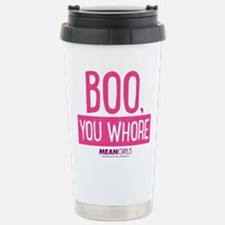 Mean Girls - Boo, You W Travel Mug