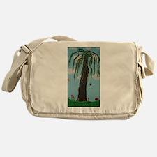Magic Tree Messenger Bag