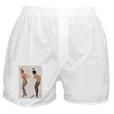 Cute Bisexual girl Boxer Shorts