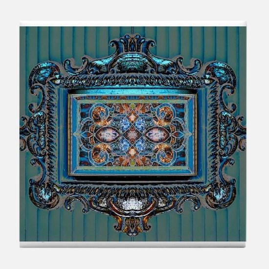Cool Holy grail Tile Coaster