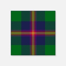 Young Scottish Tartan Sticker