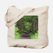 Nature Tail Tote Bag