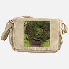 Nature Tail Messenger Bag