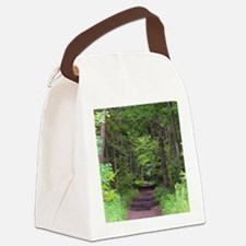 Nature Tail Canvas Lunch Bag