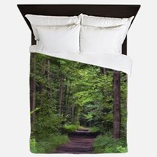 Nature Tail Queen Duvet