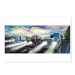Truck Driver Guardian Angel Postcards (8)