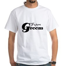 Future Groom Black Shirt