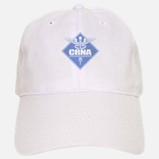 CRNA (b)(diamond) Baseball Baseball Baseball Cap