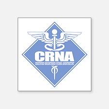 CRNA (b)(diamond) Sticker