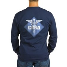 Crna (b)(diamond) Long Sleeve T-Shirt