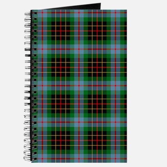 Brodie Hunting Scottish Tartan Journal