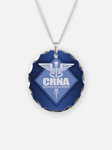 CRNA (b)(diamond) Necklace