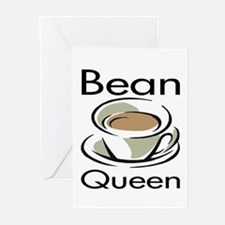 Bean Queen Greeting Cards (Pk of 20)