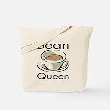 Bean Queen Tote Bag
