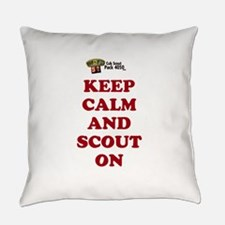 Cute Cub scouts Everyday Pillow