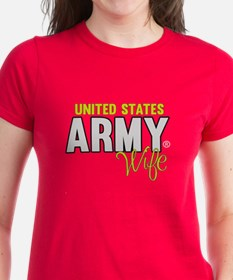 US Army Wife T-Shirt