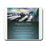 Prayer for a Driver Mousepad