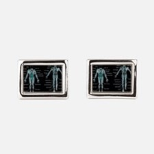 Cool Med student Rectangular Cufflinks