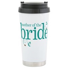 Cute Mother of the bride Travel Mug