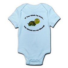 Cute Newborn Infant Bodysuit