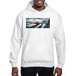Prayer for a Driver Hooded Sweatshirt
