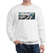 Prayer for a Driver Sweatshirt
